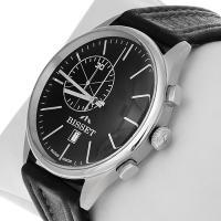 Zegarek męski Bisset klasyczne BSCC78K - duże 2