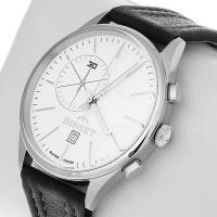 Zegarek męski Bisset klasyczne BSCC78W - duże 2