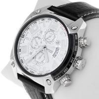 Zegarek męski Bisset wielofunkcyjne BSCC79 - duże 2