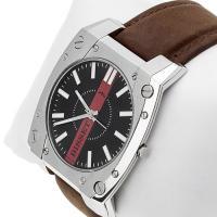 Zegarek męski Bisset nowoczesne BSCC82MR - duże 2