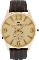 Zegarek męski Bisset klasyczne BSCC84MG - duże 1