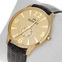 Zegarek męski Bisset klasyczne BSCC84MG - duże 2