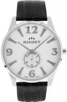 Zegarek męski Bisset klasyczne BSCC84MW - duże 1