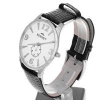 Zegarek męski Bisset klasyczne BSCC84MW - duże 2