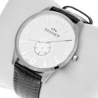 Zegarek męski Bisset klasyczne BSCC84MW - duże 3