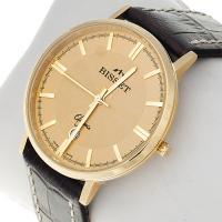 Zegarek męski Bisset klasyczne BSCC88G - duże 2