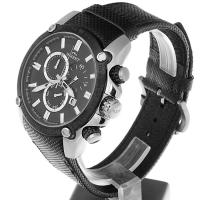 Zegarek męski Bisset wielofunkcyjne BSCD04 - duże 3