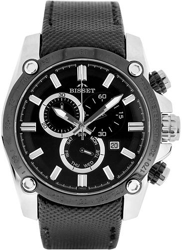 Zegarek Bisset BSCD04 - duże 1