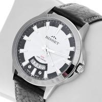 Zegarek męski Bisset klasyczne BSCD15 - duże 2