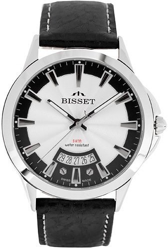 BSCD15 - zegarek męski - duże 3