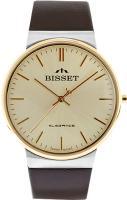 Zegarek męski Bisset klasyczne BSCD18G - duże 2