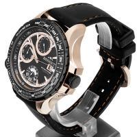 Zegarek męski Bisset wielofunkcyjne BSCD46GK - duże 3