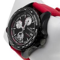Zegarek męski Bisset wielofunkcyjne BSCD46KR - duże 2