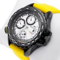 Zegarek męski Bisset wielofunkcyjne BSCD46KY - duże 2