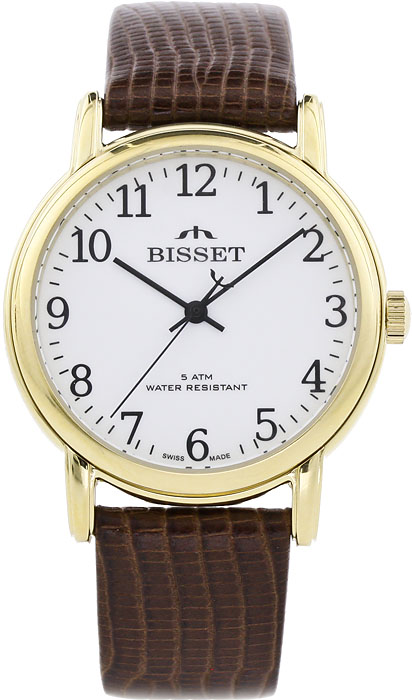 Zegarek Bisset BSCD60GAWX05BX - duże 1