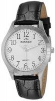 Zegarek męski Bisset klasyczne BSCE50SAWX03BX - duże 1