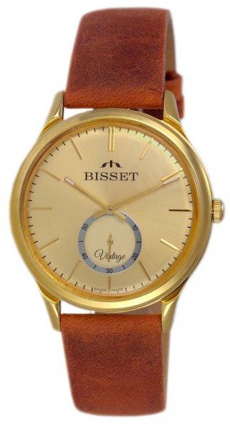 Zegarek męski Bisset klasyczne BSCE58GIGX05BX - duże 3
