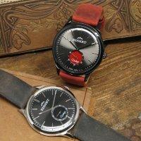 Zegarek męski Bisset klasyczne BSCE58SIBX05BX - duże 2