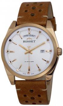 zegarek męski Bisset BSCE63RISW05AX