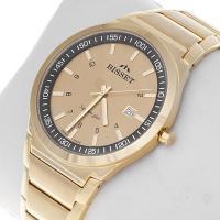 Zegarek męski Bisset klasyczne BSDC86G - duże 2