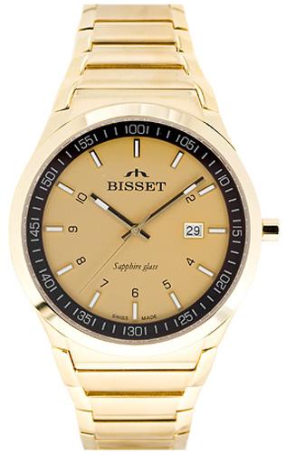 Zegarek męski Bisset klasyczne BSDC86G - duże 1
