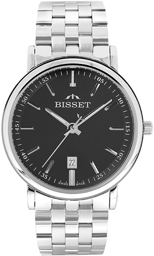 Zegarek Bisset BSDC96K - duże 1
