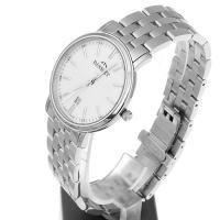 Zegarek męski Bisset klasyczne BSDC96W - duże 3