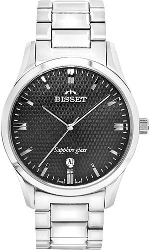 Zegarek Bisset BSDD17K - duże 1