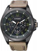 Zegarek męski Citizen chrono BU2035-05E - duże 1
