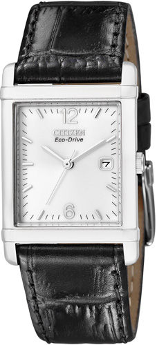 Citizen BW0201-06A Leather
