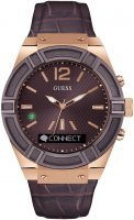 Zegarek męski Guess connect smartwatch C0001G2 - duże 1