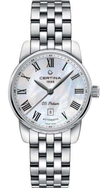 Zegarek Certina C001.007.11.113.00 - duże 1