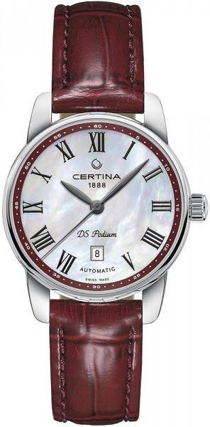 Zegarek damski Certina ds podium lady C001.007.16.423.00 - duże 3