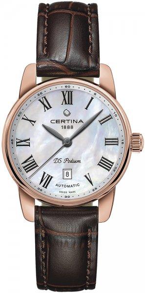 Zegarek Certina C001.007.36.113.00 - duże 1