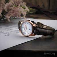 Zegarek damski Certina ds podium lady C001.007.36.116.00 - duże 4