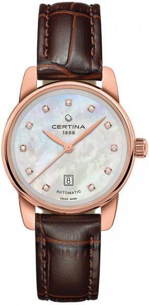 Certina C001.007.36.116.00 DS Podium Lady DS Podium Lady Automatic DIAMONDS