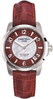 zegarek damski Certina C001.207.16.107.00