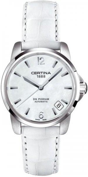 Zegarek damski Certina ds podium lady C001.207.16.117.00 - duże 1