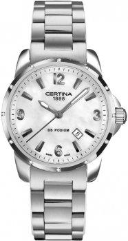 zegarek DS Podium Lady DIAMONDS Certina C001.210.11.117.10