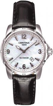 zegarek DS Podium Lady Diamonds Certina C001.210.16.117.10