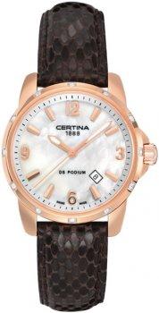 zegarek DS Podium Lady DIAMONDS Certina C001.210.36.117.10