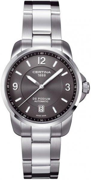 Zegarek Certina C001.407.11.087.00 - duże 1