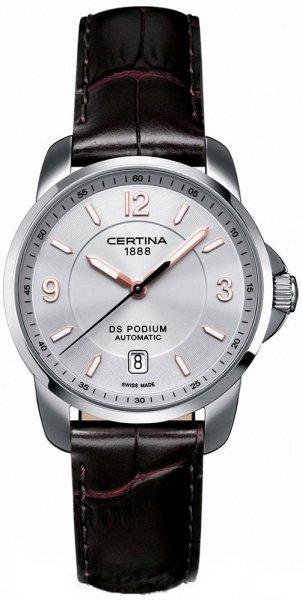 Zegarek męski Certina ds podium C001.407.16.037.01 - duże 1