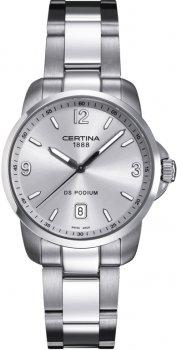 zegarek  DS Podium Certina C001.410.11.037.00