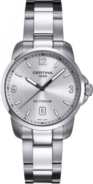 Zegarek Certina C001.410.11.037.00 - duże 1