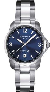 zegarek DS Podium Certina C001.410.11.047.00