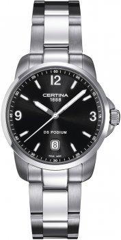 zegarek DS Podium Certina C001.410.11.057.00