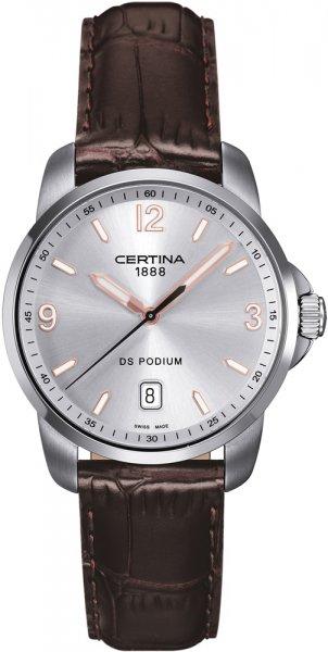 Zegarek Certina C001.410.16.037.01 - duże 1