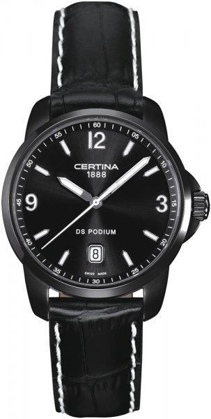 Zegarek męski Certina ds podium C001.410.16.057.02 - duże 1