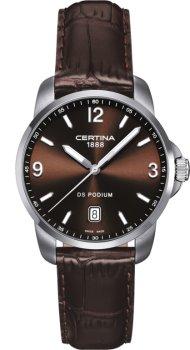 zegarek  DS Podium Certina C001.410.16.297.00